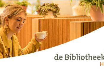 Bibliotheek Hoorn zoekt vrijwillige gastvrouwen en gastheren