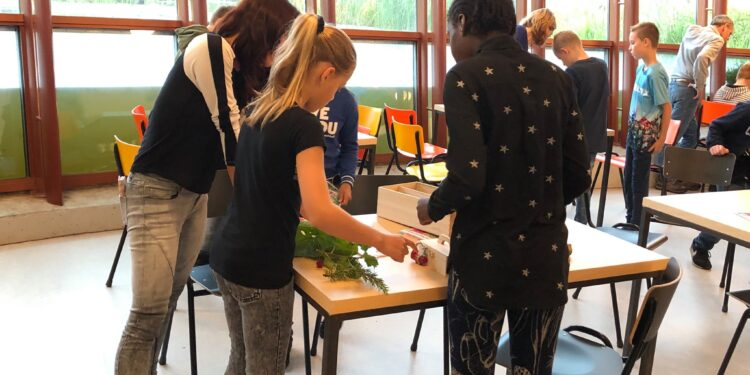 Hoornse Schooldag van de duurzaamheidvan start op 9 basisscholen