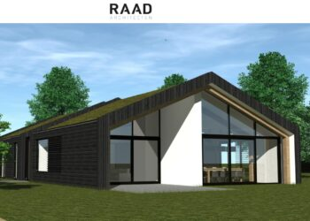 RAAD architecten groeit uit hun jasje; Vacature Bouwkundig Modelleur en nieuw kantoor [ADV]