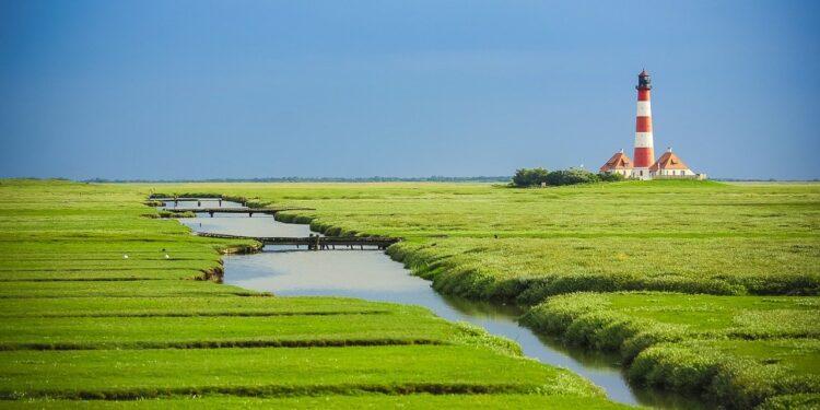 Op vakantie in Noord Holland