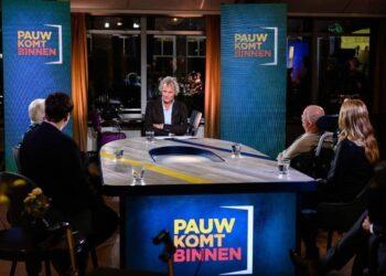 TV programma 'Pauw komt binnen' vanuit Lindendael