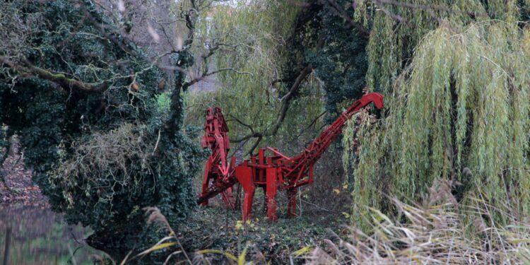 Tyrannosaurus rex en Diplodocus opgedoken op eiland in de Draafsingel