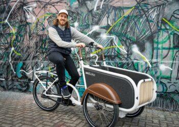 Soci.bike uit Enkhuizen start met een bijzonder kunstproject
