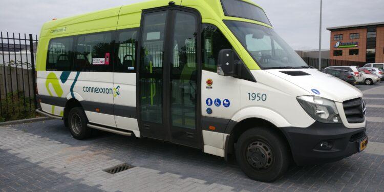 Kleinere elektrische lijnbus moet trillingen in binnenstad verminderen