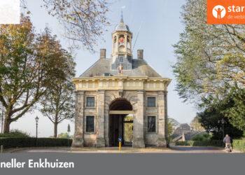 Startend ondernemers in of uit Enkhuizen? Project 'Startversneller Enkhuizen' helpt je verder