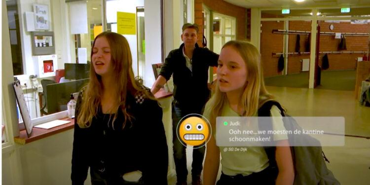 Leerlingen SG De Dijk maken eigen serie; 'Erg leerzaam en vooral heel leuk'
