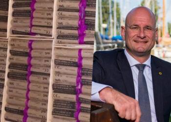 Heel Westfriesland kan (il)legaal vuurwerk inleveren in Hoorn