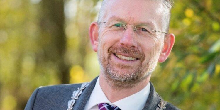 Jan de Boer, oud wethouder Hoorn, nieuwe burgemeester Den Helder