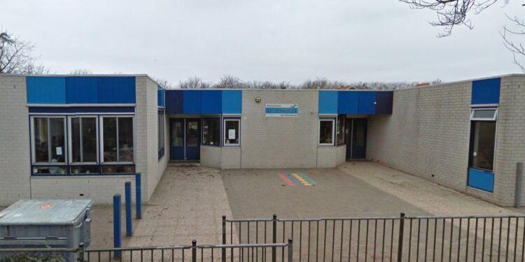 Montessori basisschool De Wegwijzer in Enkhuizen; 'mooie inspectiebeoordeling'