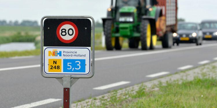Subsidie voor verkeersveilige uitwegen in Noord-Holland