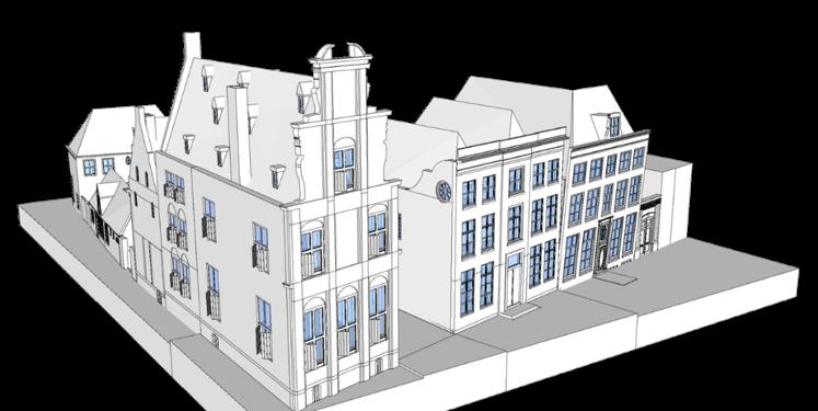 'Sober en doelmatig' plan verbouwing Westfries Museum gepresenteerd
