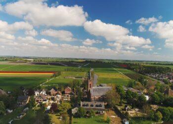 Nieuwjaarsvideo college Koggenland; 'blijf onze lokale ondernemers steunen' [video]