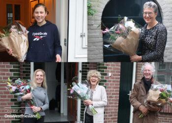 Dit zijn de winnaars van de Vrijwilligersprijs Medemblik 2020