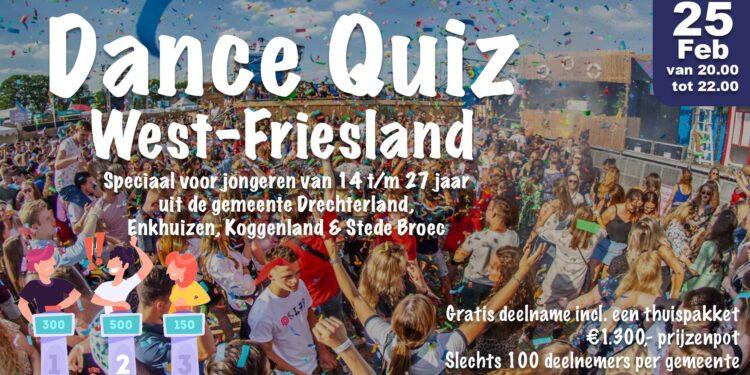 Hart van Westfriesland gaat eind februari helemaal los; Online party week