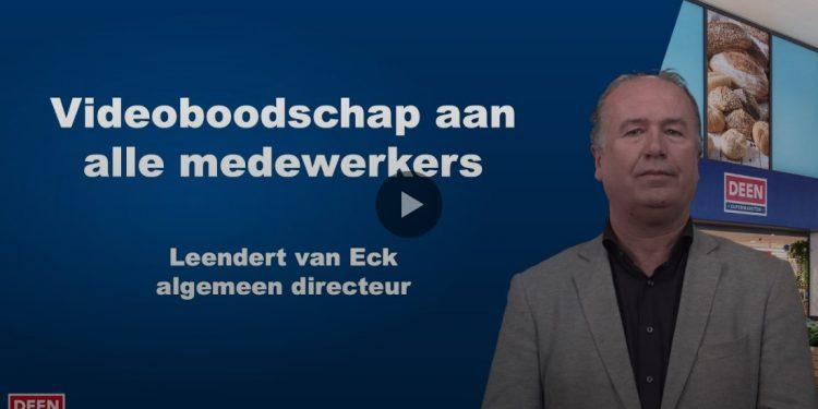 Videoboodschap directeur Deen aan medewerkers; 'Verkoop op dit moment het beste voor personeel' [video]