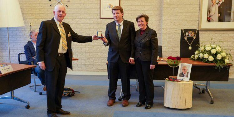 GertJan Nijpels postuum benoemd tot ereburger van de gemeente Opmeer