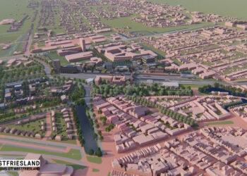 Stedenbouwkundig plan Poort van Hoorn; Hoe kan het worden? [video]