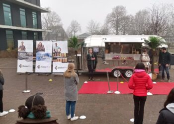 'All you need is food' langs vmbo-scholen; Promotie opleiding en voedingsindustrie