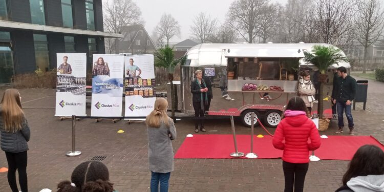 'All you need is food' langs vmbo-scholen; Promotie opleiding en voedingsindustrie