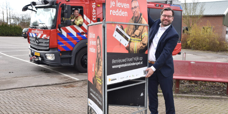 Burgemeester Pijl start campagne voor veilig wonen