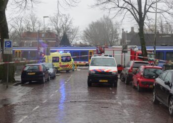 Persoon overleden bij aanrijding met trein; Geen treinen tussen Hoorn en Kersenboogerd