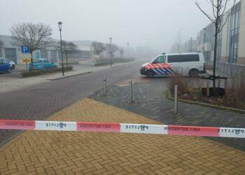 Explosief ontploft bij coronateststraat in Bovenkarspel (update)