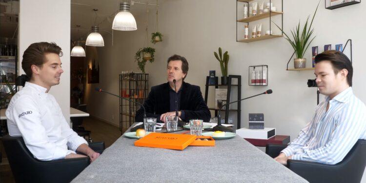 Peptalk 7; Menno Spataro en Gerolt Tonkes: 'Snel meer Spataro Chocolaterie & Patisserie'