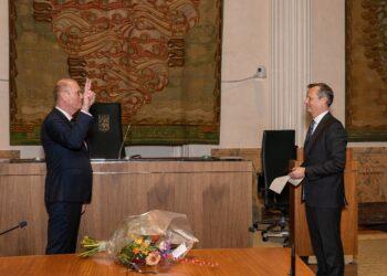 Waarnemend burgemeester Opmeer benoemd