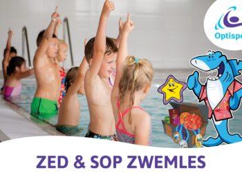 Zwemlessen bij zwembad de Waterhoorn weer van start