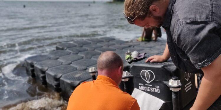 Nieuwe crowdfunding voor zwemplatform 'Bernhard; 'Tweede, maar ook laatste kans'
