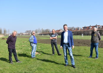 Hoorns bewonersinitiatief wordt uitgevoerd; Nieuw wandelgebied in Risdam-Noord