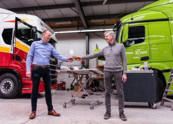 Autospuiterij Nico Mooij uit Opmeer overgenomen door Simon Loos