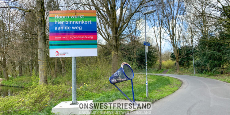 Overzicht wegwerkzaamheden april en mei 2021 in Hoorn