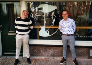 'Geen spijt achteraf maar nu doen'; Brian en Rutger beginnen De Bekroonde Boer op Roode Steen in Hoorn