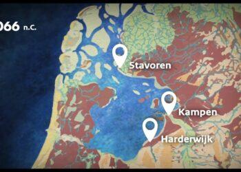 Archeologische ontwikkeling van het IJsselmeergebied [video]
