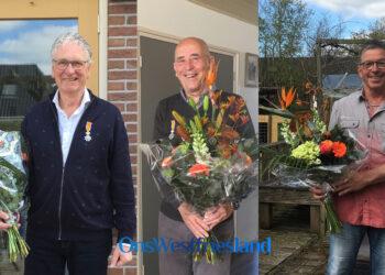 Lintjesregen 2021: Koninklijke onderscheiding voor drie Koggenlanders