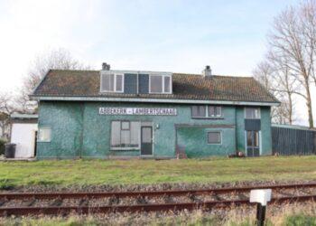 Stationsgebouw Abbekerk-Lambertschaag in Benningbroek kandidaat provinciaal monument