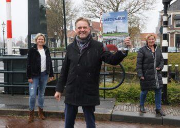 Toeristisch programma 'Excursies & Tours' voor riviercruisegasten in Medemblik