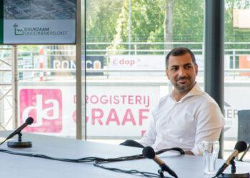 Bashar Al Badri directeur Duurzaam ondernemersloket Westfriesland