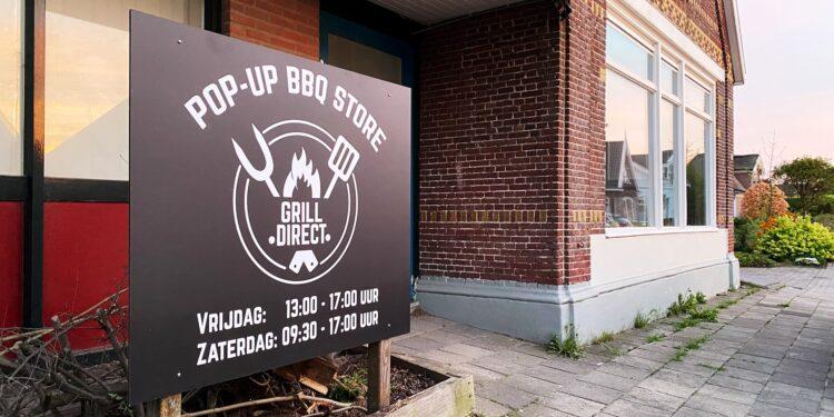 Martijn en Erik openen pop-up BBQ-store in Oosterblokker; 'Praten en sparren over onze gezamenlijke passie'