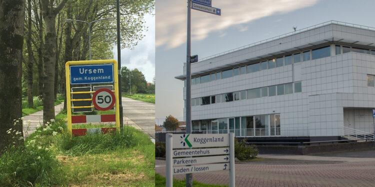 Koggenland over noodverordening; 'Ernstige vrees voor wanordelijkheden in Ursem'