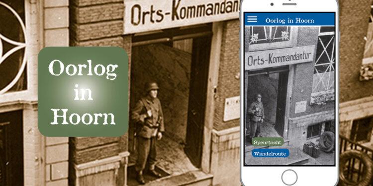 Hoornse oorlogsverhalen op website en in app; 'Verhalen levend houden'