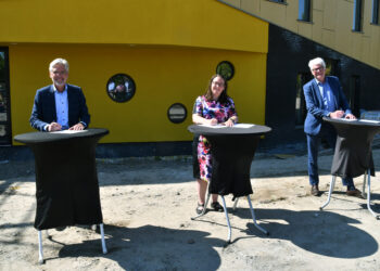 Overeenkomst voor KindCentrum Het Anker in Enkhuizen; 'voorbeeld onderwijs nieuwe stijl'