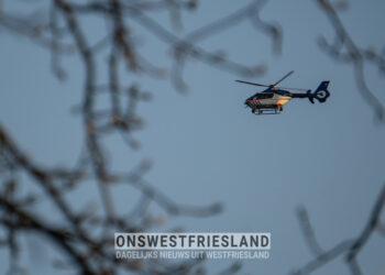 Politiehelikopter ingezet na mishandeling bij De Huesmolen in Hoorn