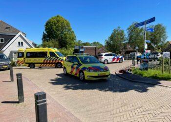 Bestuurder scootmobiel gewond na eenzijdig ongeluk in Oostwoud