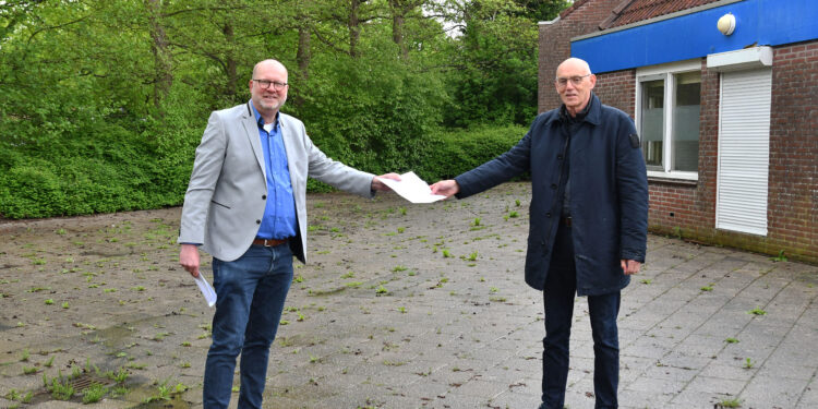Intentieovereenkomst ontwikkeling Knarrenhof op locatie Dovenetel 78
