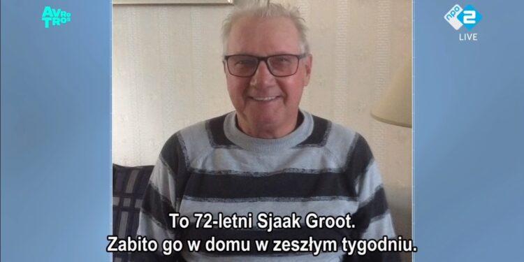 15.000 beloning voor gouden tip na moord op Sjaak Groot (72) uit Berkhout [video]