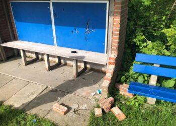 Vandalisme bij voetbalvereniging SC Spirit '30; 'dit demotiveert enorm'