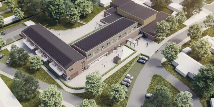 Definitief ontwerp van het MFA Westwoud is gereed