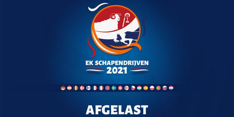 EK Schapendrijven 2021 afgelast; 'deze beslissing raakt ons diep'